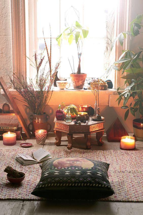 espacios ejemplos meditacion zen