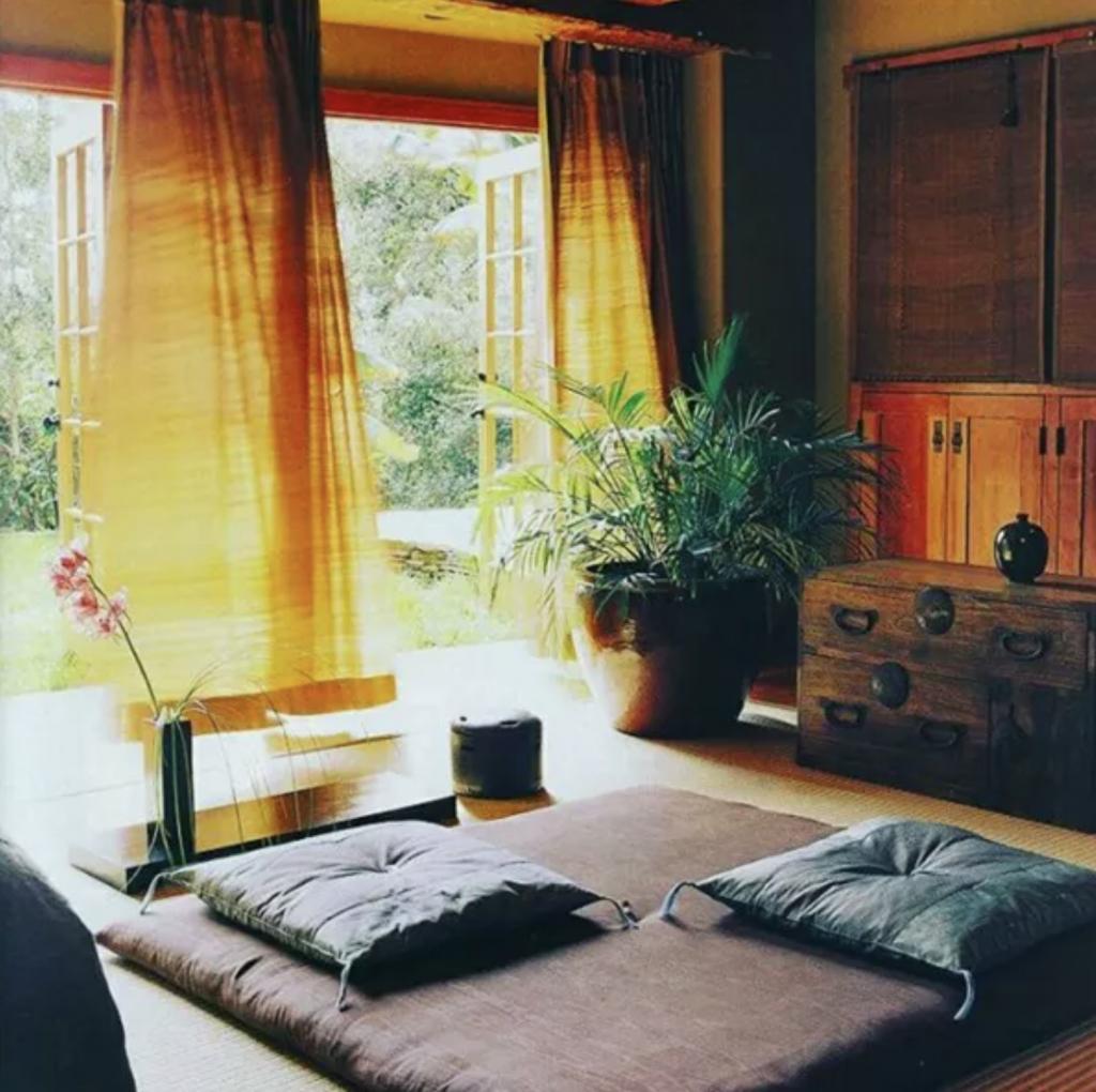 meditacion decoracion energia natural
