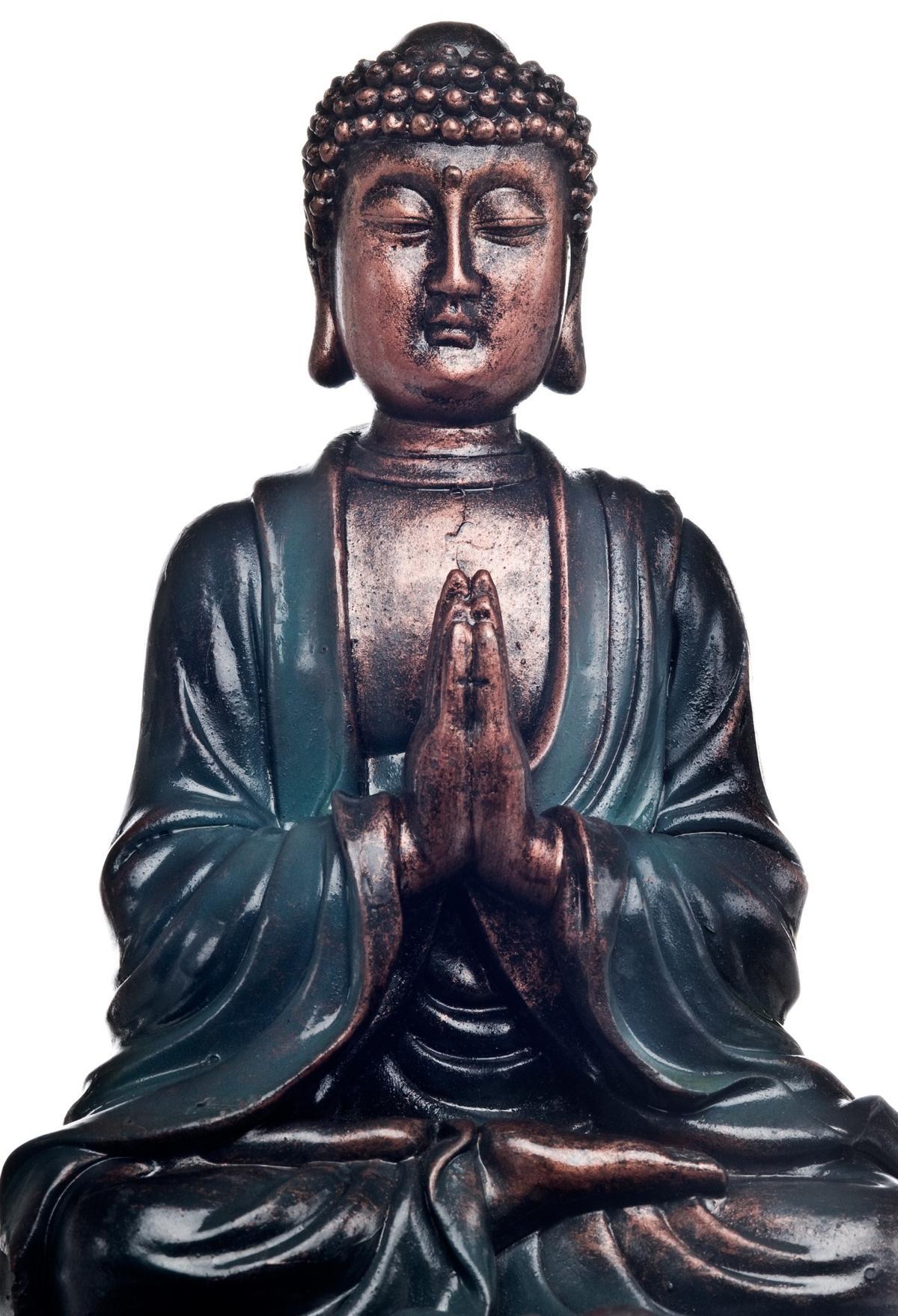 Namaskara Mudra Buda