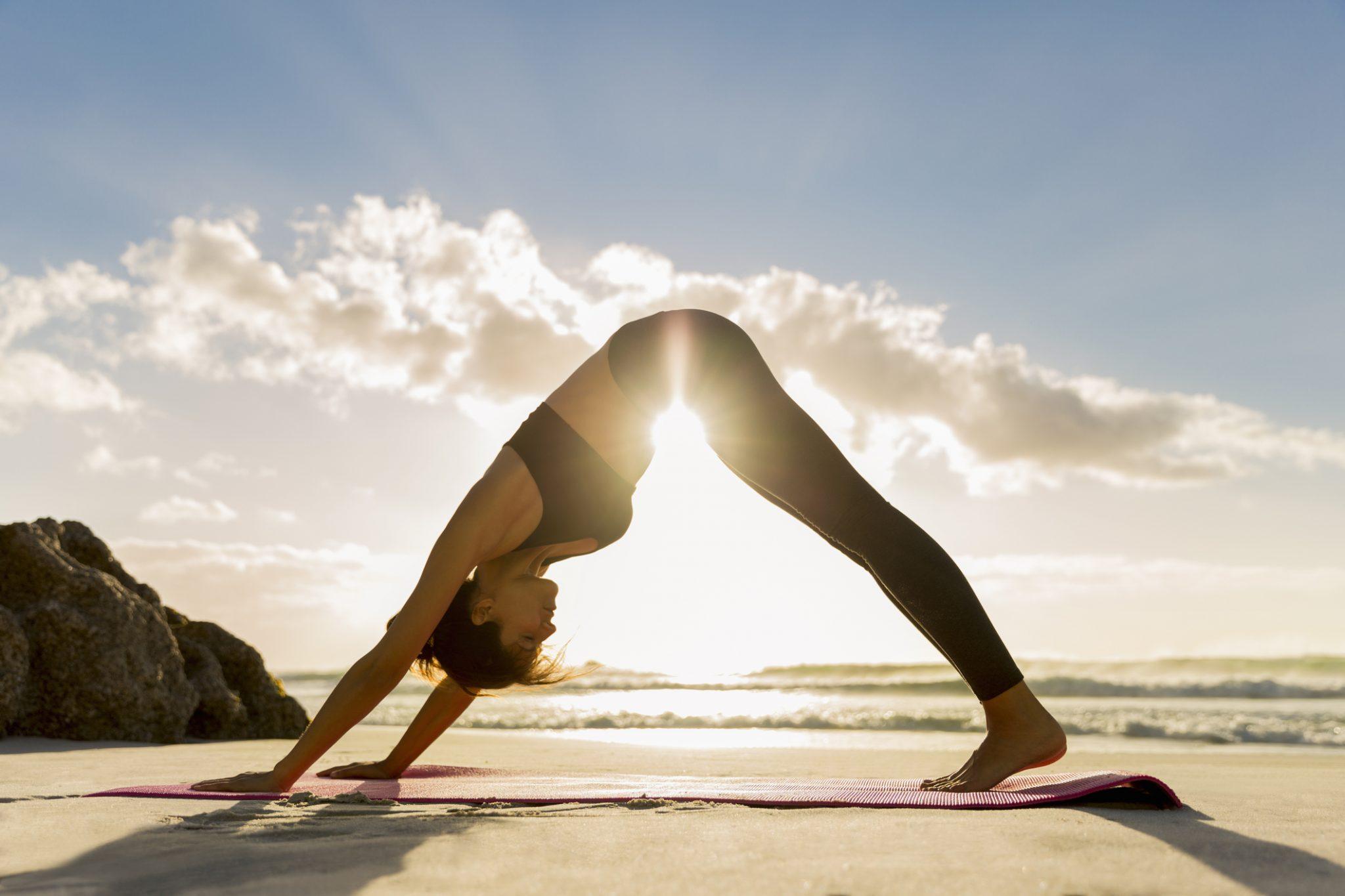 huevo Yoni utilizar yoga