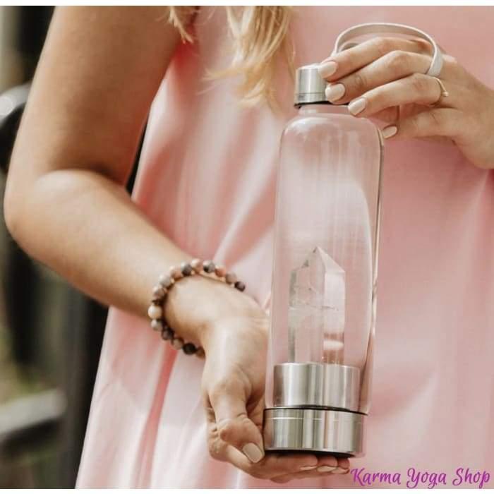 botella elixir piedra anclaje