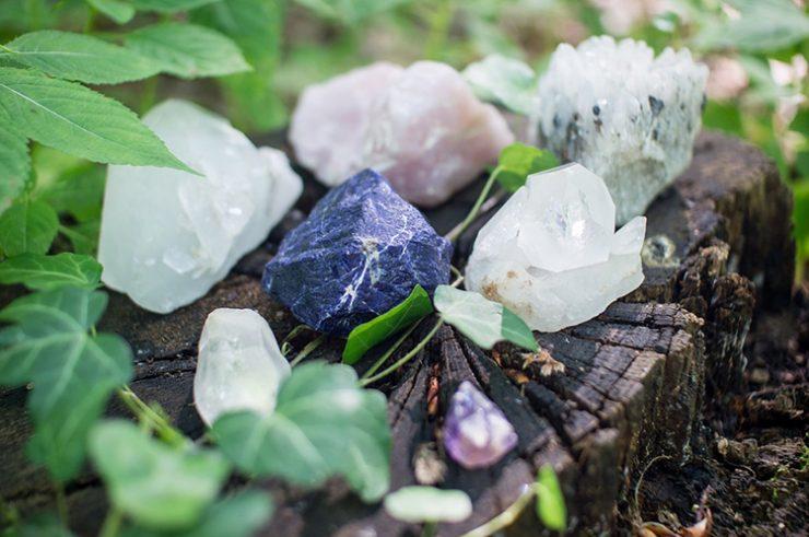 quartz et cristaux et leur vertus