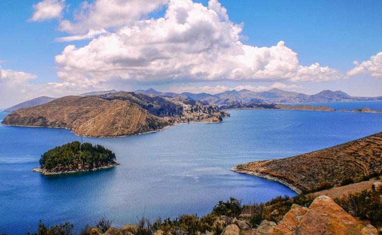 Lac Titicaca, Pérou-Bolivie, Amérique du Sud