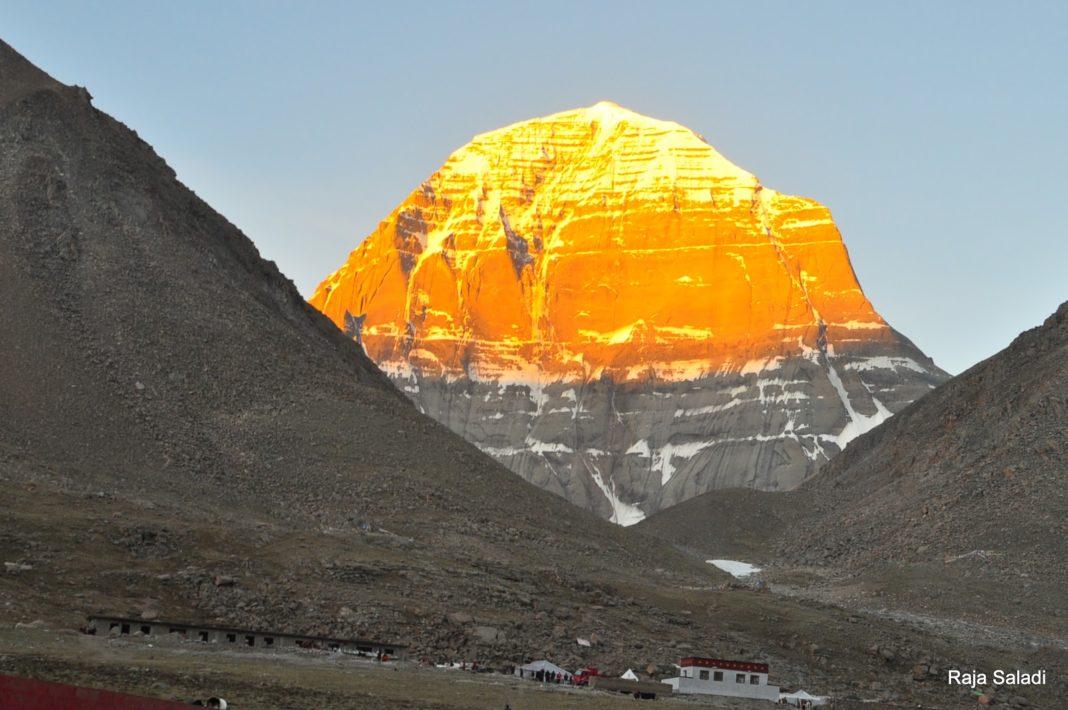 Mont Kailash, Montagnes de l'Himalaya, Tibet