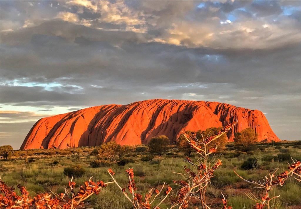 Uluru - Kata Tjuta, Territoire du Nord, Australie