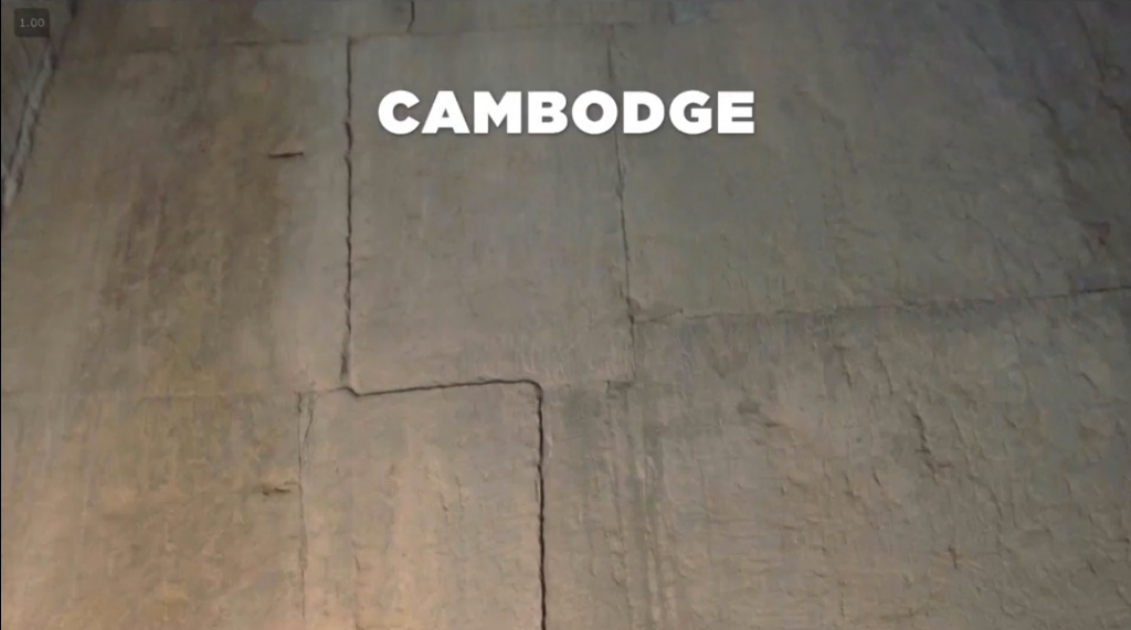 pérou égypte cambodge
