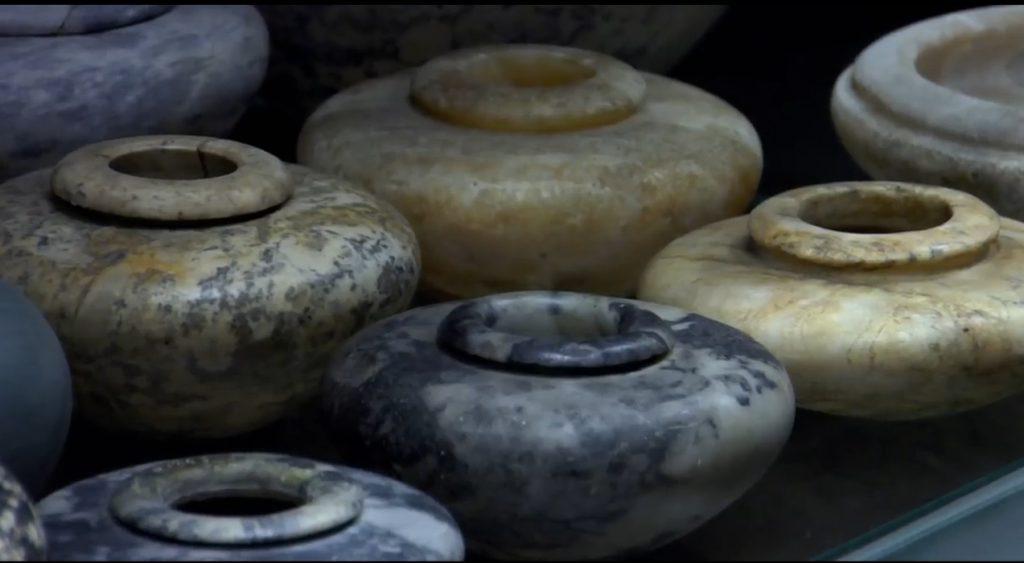 oeuvres retrouvés à Saqqarah
