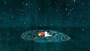 Une amélioration du sommeil, surtout le sommeil profond est également un facteur d'alignement