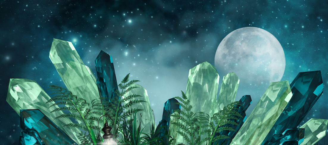 recharger mes pierres au clair de lune