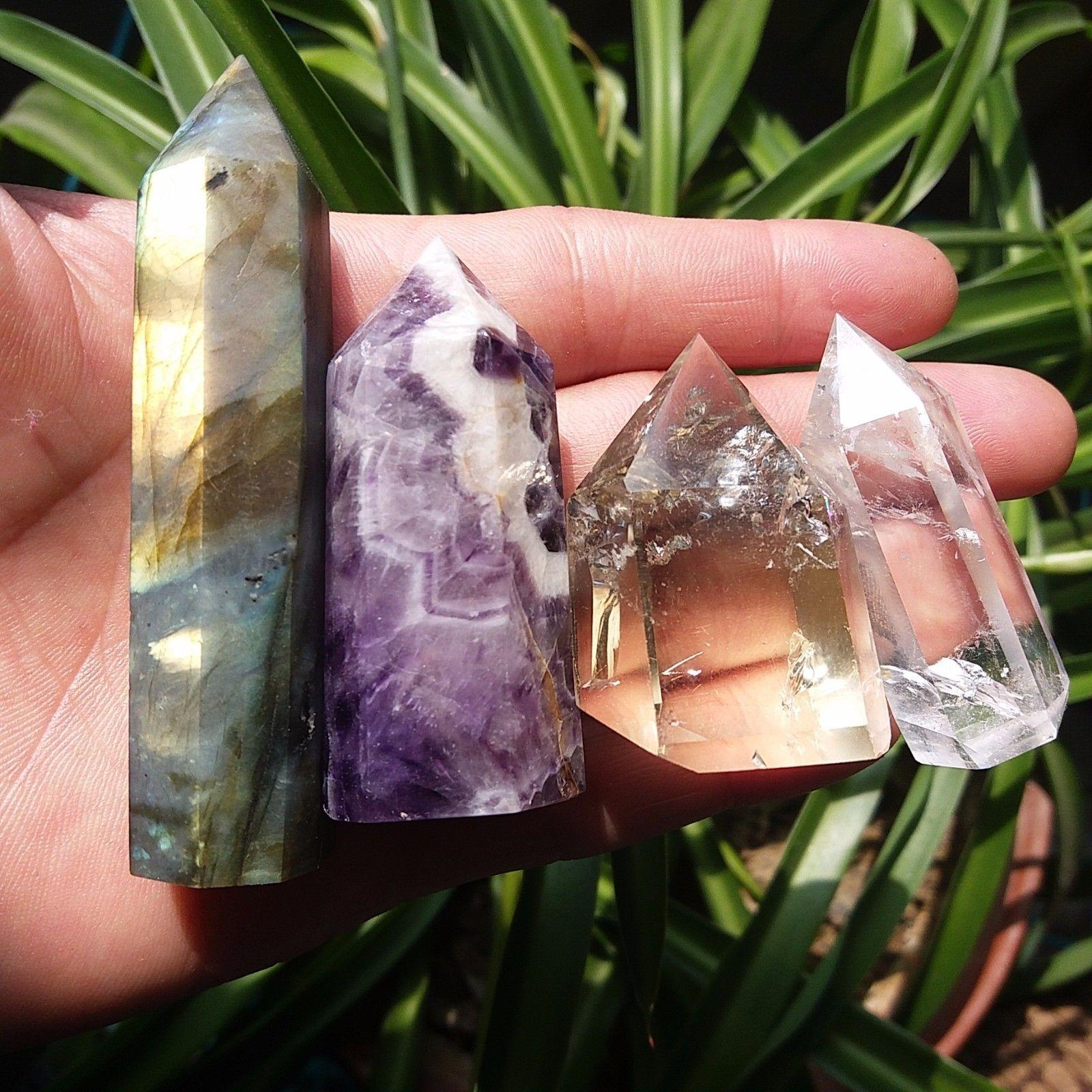 recharger crystals