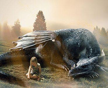 dragon animal totem