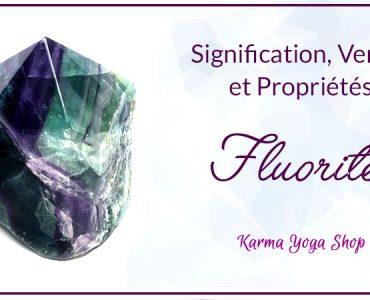 guide des bienfaits de la fluorite