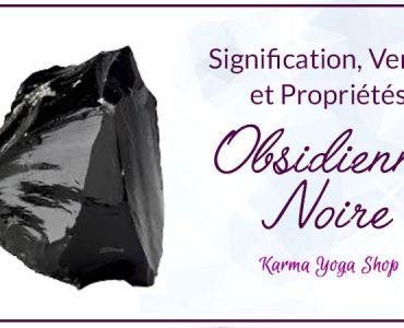 pierre obsidienne vertus