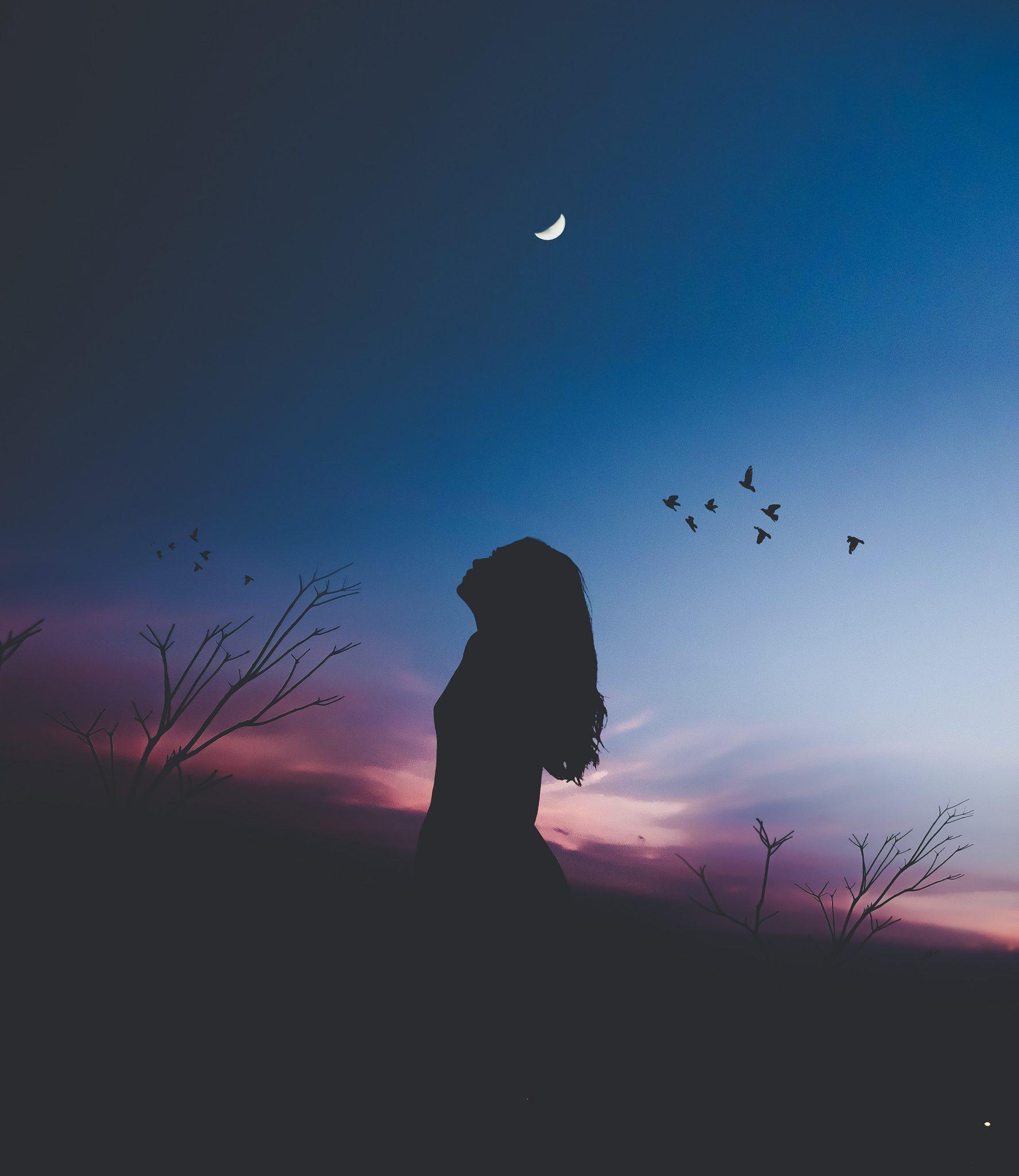 Luna, feminidad