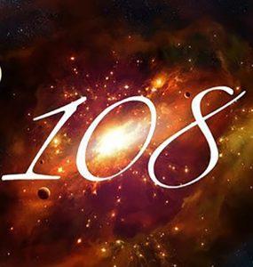 nombre 108 signification