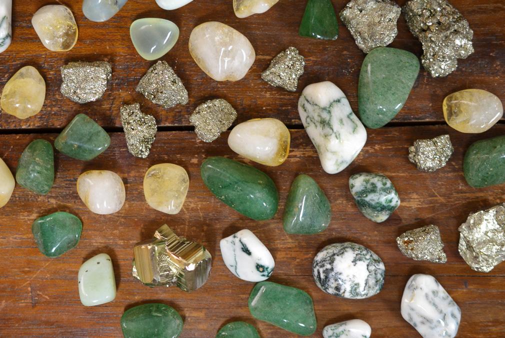 compatibilidad piedras