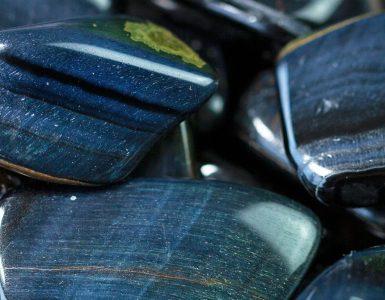 oeil de tigre bleu vertus