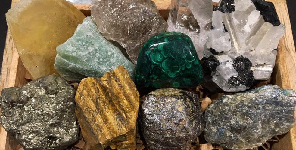 pierres abondance prospérité vertus