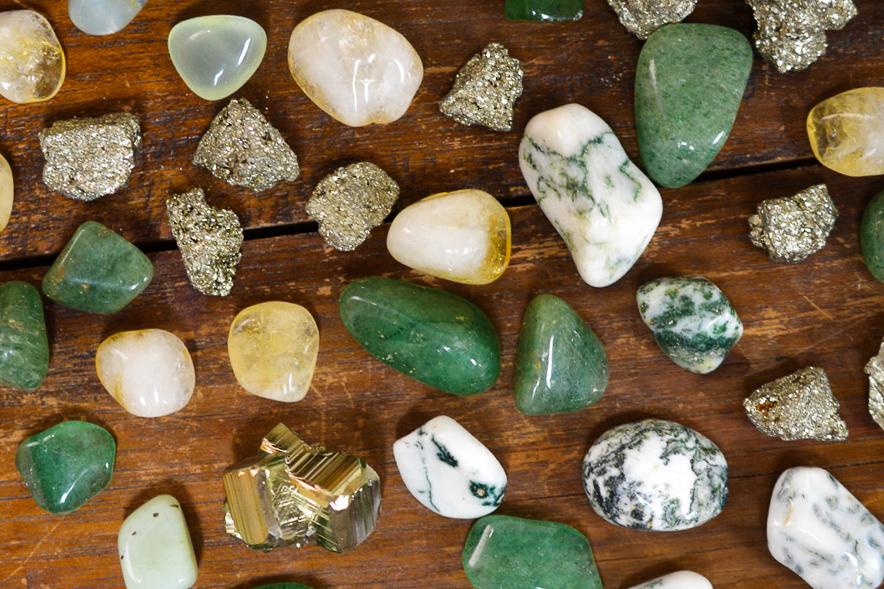 piedras abundancia prosperidad poderes