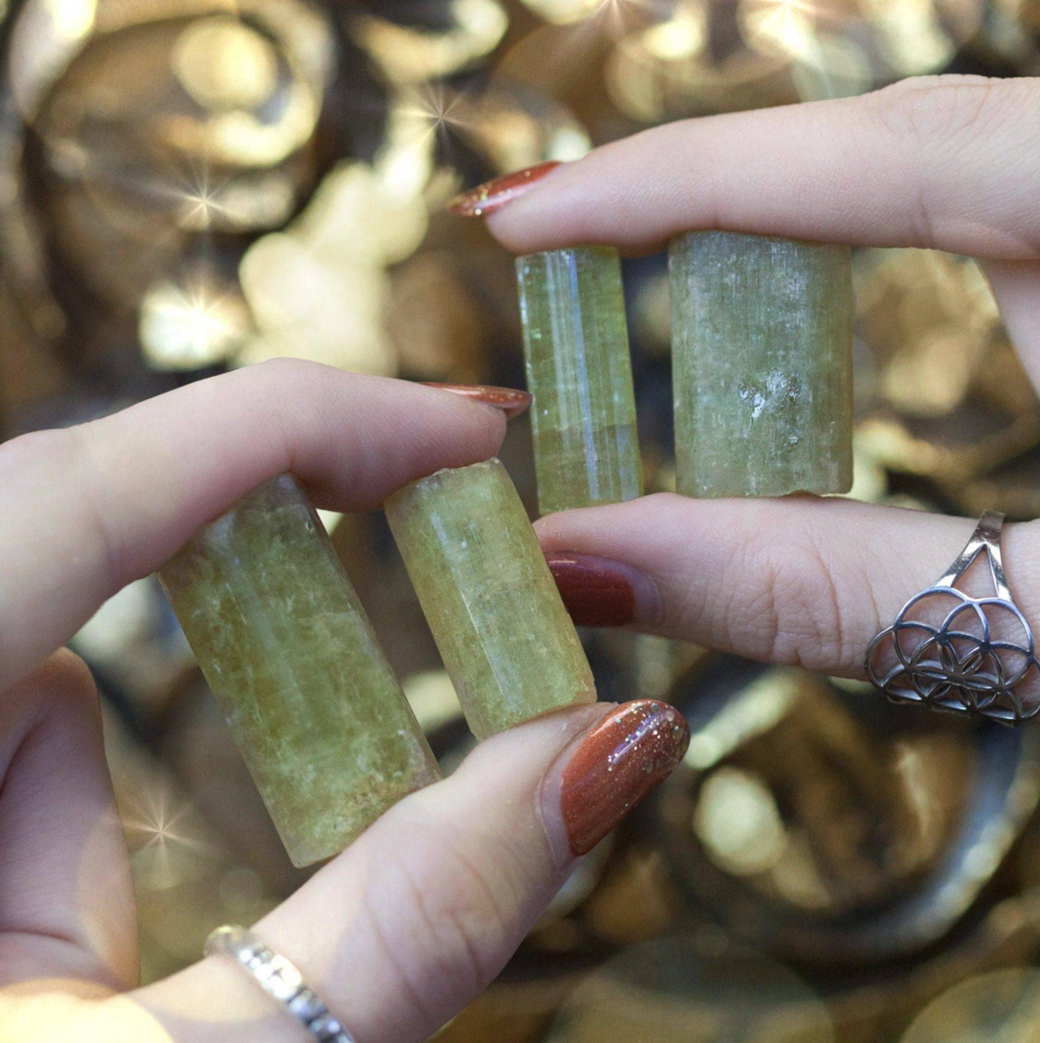 piedra abundancia prosperidad poderes