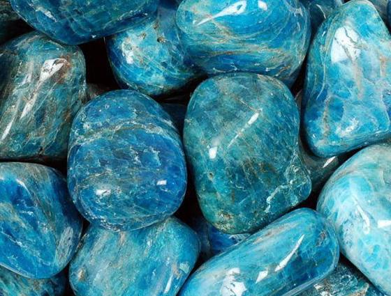 apatite bleue pierre pour maigrir
