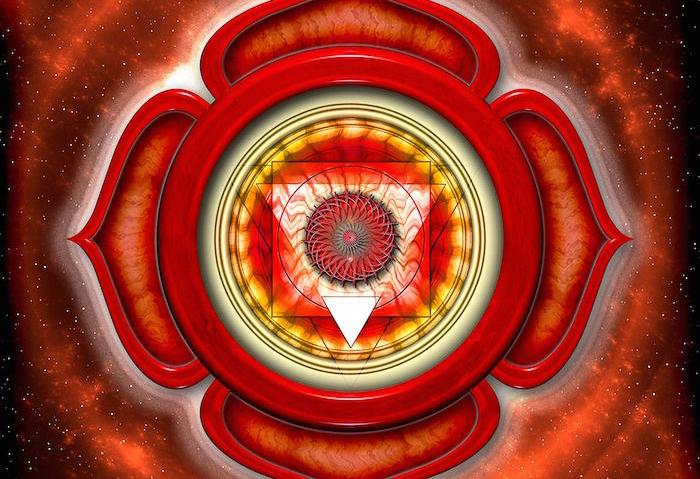 chakra racine blocages